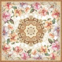 Плитка Roseton Bibiana Marfil 56,5x56,5