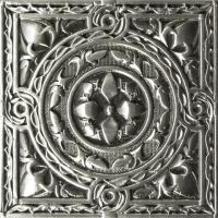 Керамограніт Plox Satined Black Silver 1396 Beni-Sano 6x6