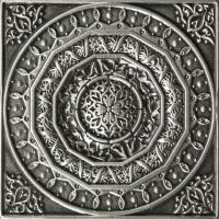 Керамограніт Plox Satined Black Silver 1426 Beni-Parell 6x6