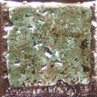 Керамограніт ABS1735 Metalic Taco Green 7,5x7,5