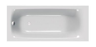 Ванна акрилова Kolpa San Evelin 160x70 White (3838987 593355)