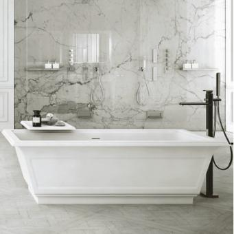 Ванна кам'яна Gessi Eleganza 180 см (46715)
