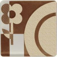 Плитка Toccata Brown C Декор 10x10