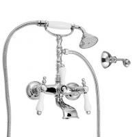 Змішувач для ванни Giulini Praga 7501-CR