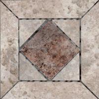 Керамограніт Piriti Beige Decori Treccia Rombi декор напольный 14.5х14.5