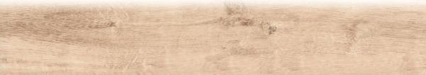 Керамограніт Tabula Cream плінтус 8x45