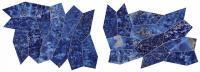 Плитка Ultramarine Leaf Lap AOVN