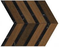 Керамогранит Heartwood Moka Marble Chevron 29,4x28,7 (AOYI) 29,4x28,7