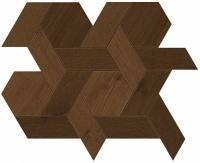 Керамогранит Heartwood Moka Mansion Weave 34,6x40 (AOYJ) 34,6x40