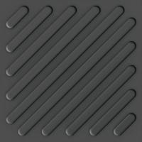 Керамогранит GT Black Turn (MT73) 30x30